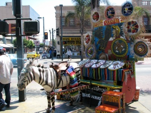 Downtown Tijuana